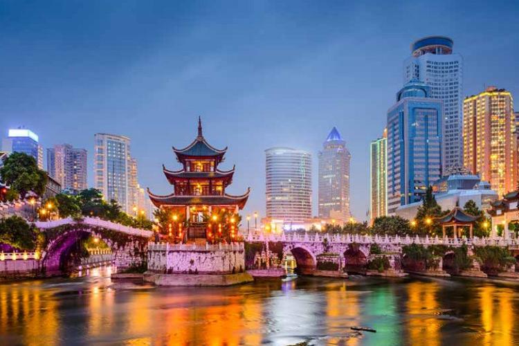 Rising Stars, Fading Comets China Emerging City Rankings, 2015